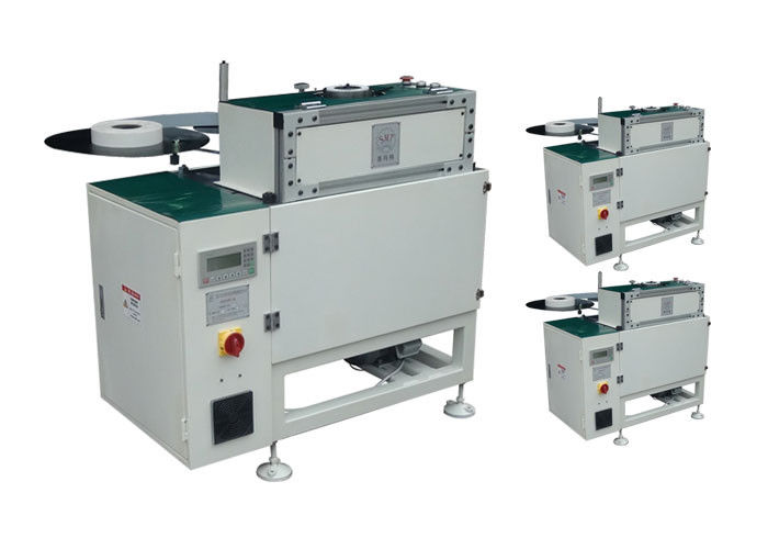 Motor Stator Slot Insulation Machine , Slot Insulation Paper Inserting Machine
