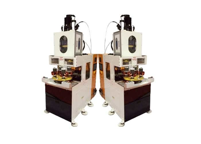 Double-head Electric Motor Winding Machine Coiling Copper Wires Automatically