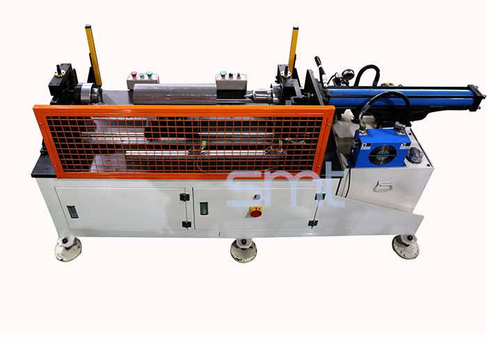 Long Stack Length Stator Middle Coil Forming Machine 50L/Min Pump Motor Coil Forming Machine